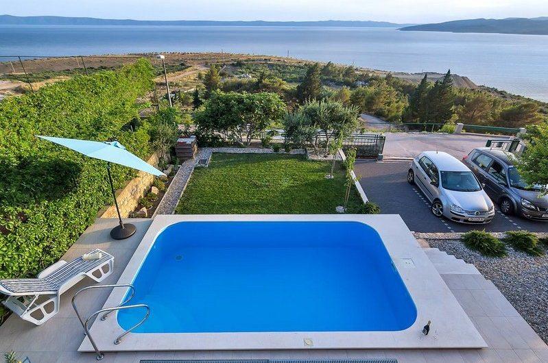 Kuća s bazenom Makarska