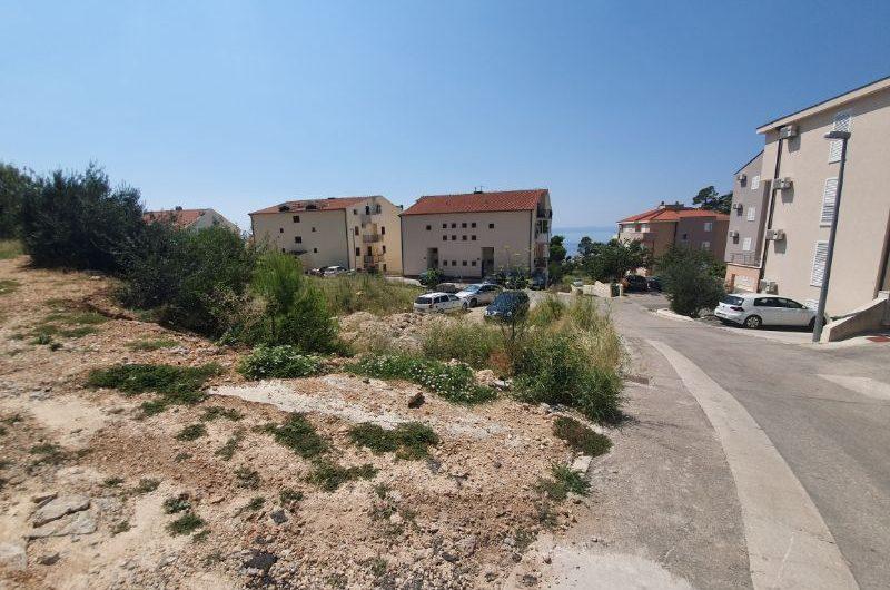 Makarska građevno zemljište Požare 1027m2